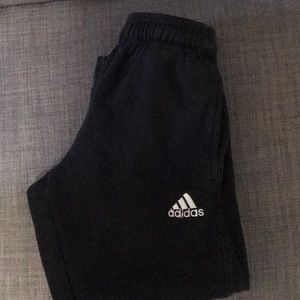 Boys adidas joggers